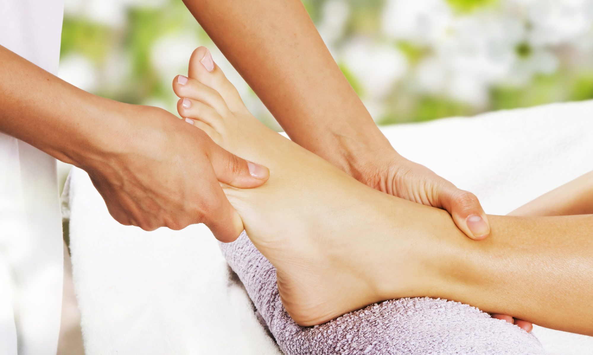 Lauren Slade : Reflexology Specialist | News, Research, Resources & Education